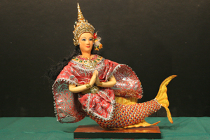 NANG MADSHA (The Golden Mermaid)